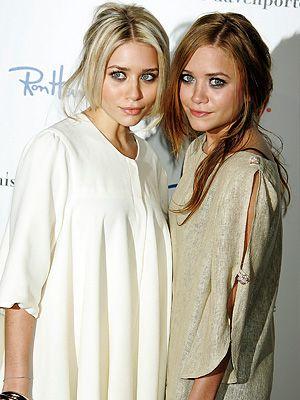 Ünlü ikizler Mary-Kate- Ashley Olsen kardeşler 1.57 boyunda!